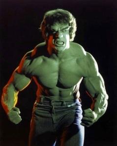 ferrigno as the hulk