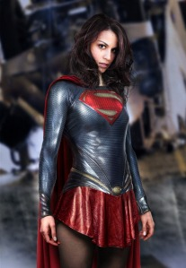 hot supergirl
