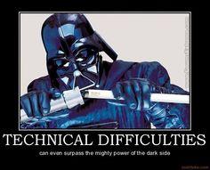 vader broken saber