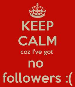 no followers