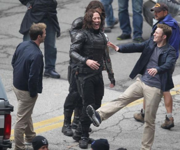 cap and winter soldier