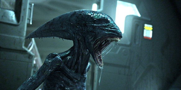 prometheus alien